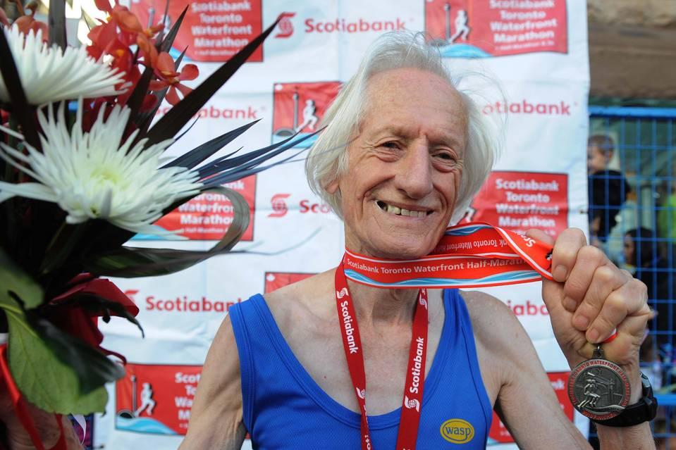Ed Whitlock record marathon