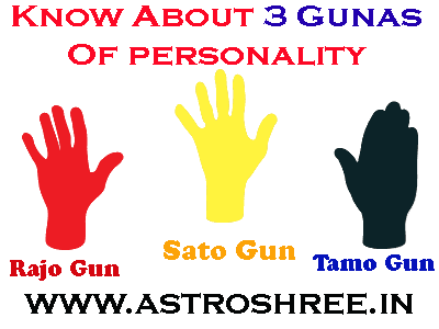 3 characteristic of personality as per astrology