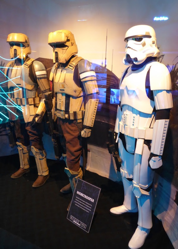 Rogue One Imperial Shoretrooper Stormtrooper costumes