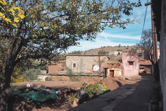 Séjour près de Ouirgane au Maroc