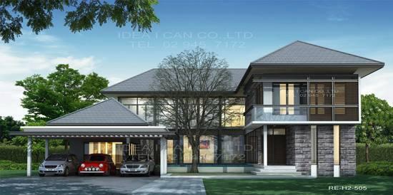 Rekabentuk Rumah Idaman Jenis Banglo 1