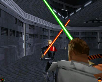 STAR WARS Jedi Knight Dark Forces II (1997) PC Full Español