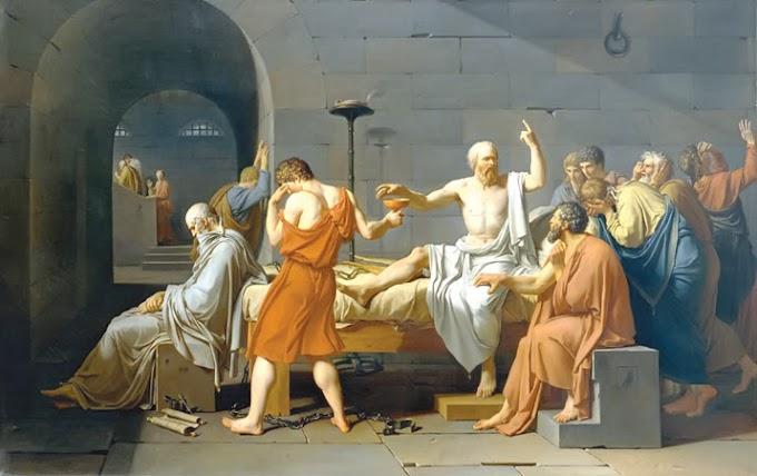 Sokrates Dibunuh di Negara Demokratis