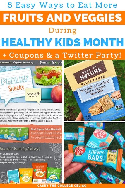 5 Easy Ways to Eat More Fruits and Veggies During Healthy Kids Month