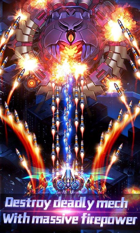 Thunder Assault:Raiden Striker APK Download - Free Arcade ...