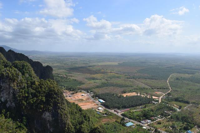 Wat Tham Sua view