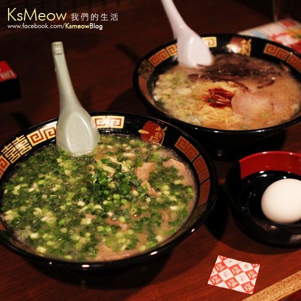 KsMeow我們的生活: 大阪自由行.一蘭拉麵