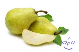 Opo - Manfaat buah pear untuk kesehatan