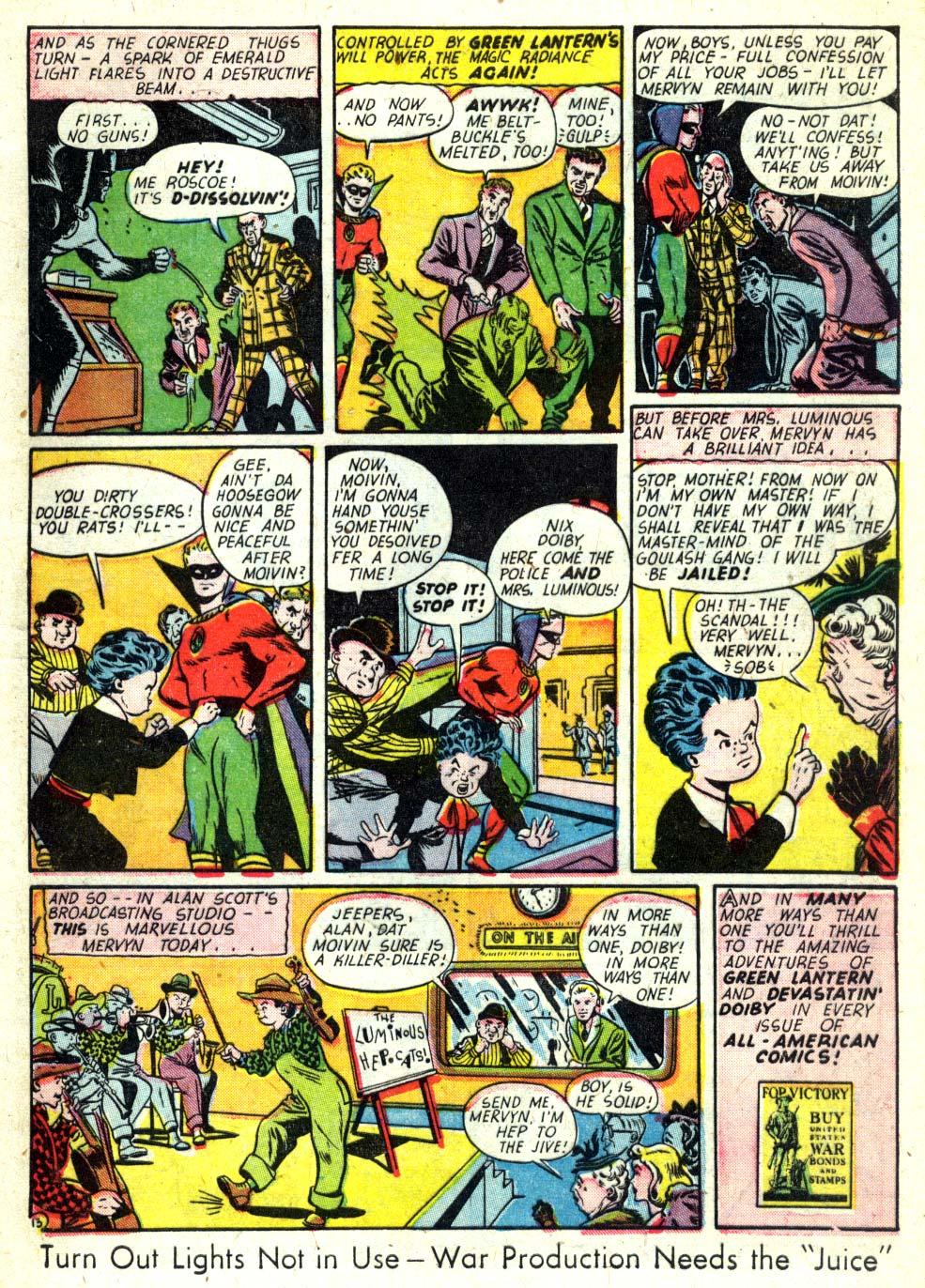 Read online All-American Comics (1939) comic -  Issue #58 - 14