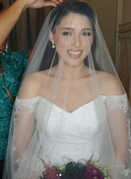 Kylie Padilla And Aljur Abrenica Finally Got Married.