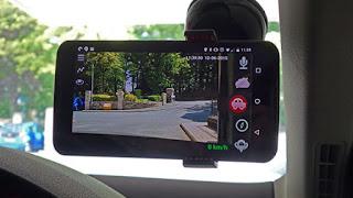 smartphone dash cam