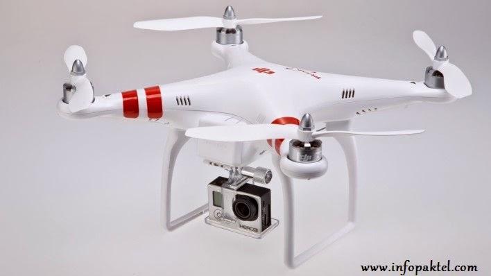 GoPro Release Drone Camera
