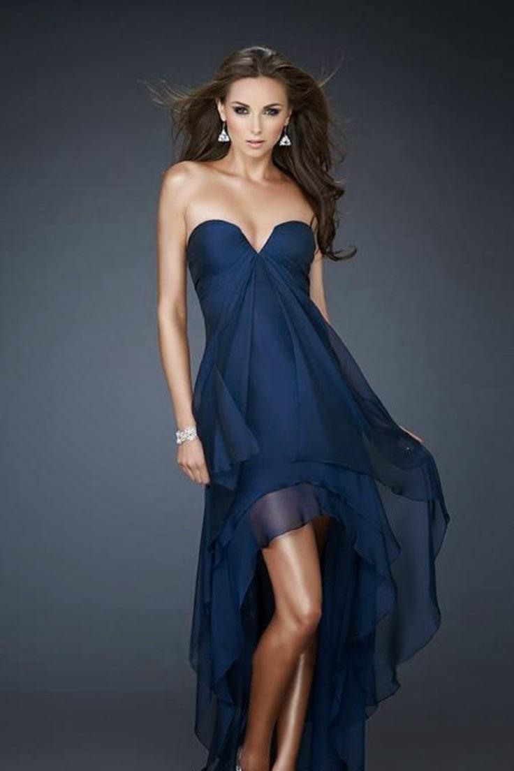Hautes et basses robes combiner le meilleur de toutes les fonctionnalités  robes modernes ont à offrir,tout en une robe élégante. f136b04b6512