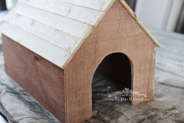 Stuffed Toy Dog House, Bliss-Ranch.com