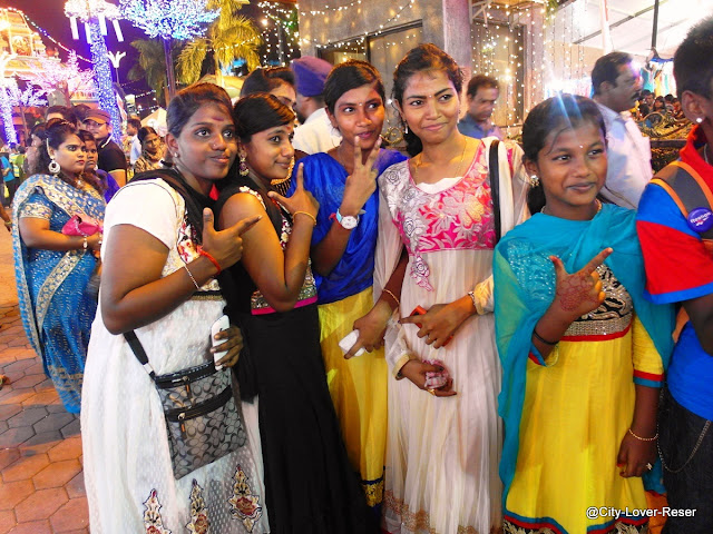 Kuala Lumpur - Thai Pusam festival