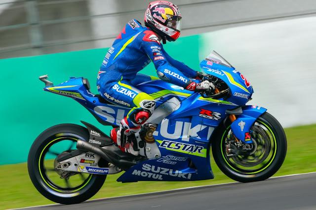 Hasil latihan bebas 3 MotoGP Sepang, Malaysia : Vinales, Marquez, Lorenzo