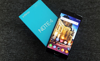 Infinix: Have You Taken Note of The Note 4 lately? (Video)
