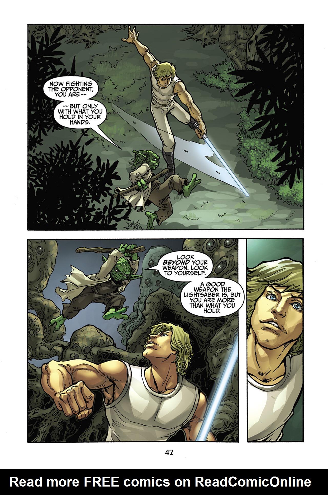 Read online Star Wars Omnibus comic -  Issue # Vol. 33 - 209