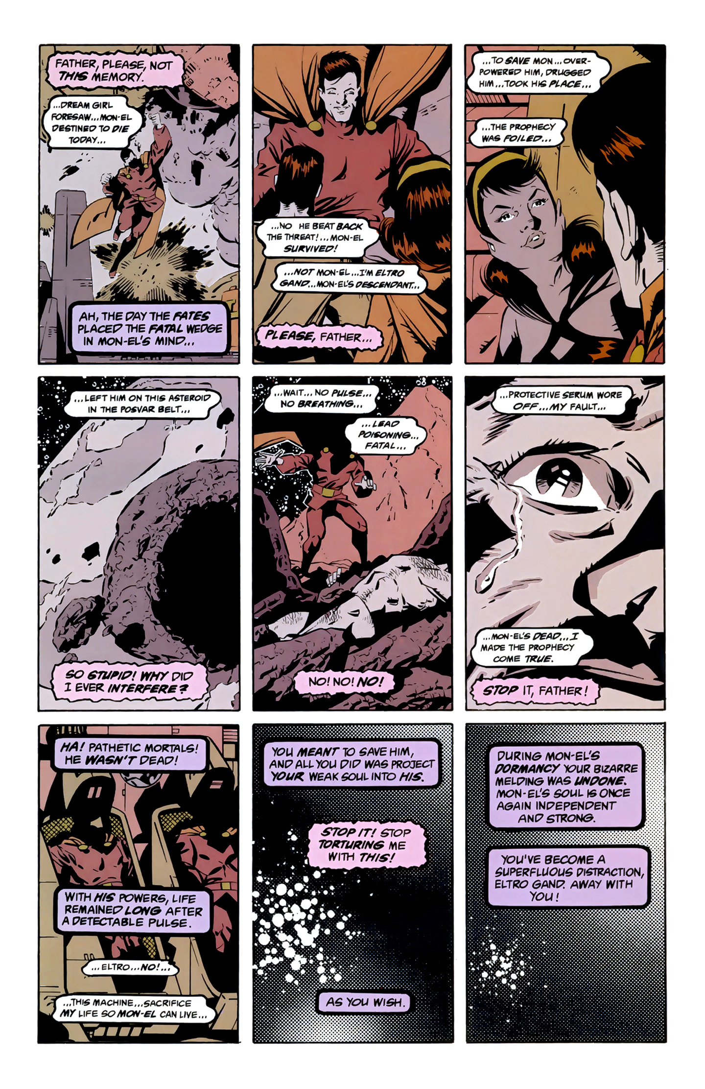 Legion of Super-Heroes (1989) 4 Page 7