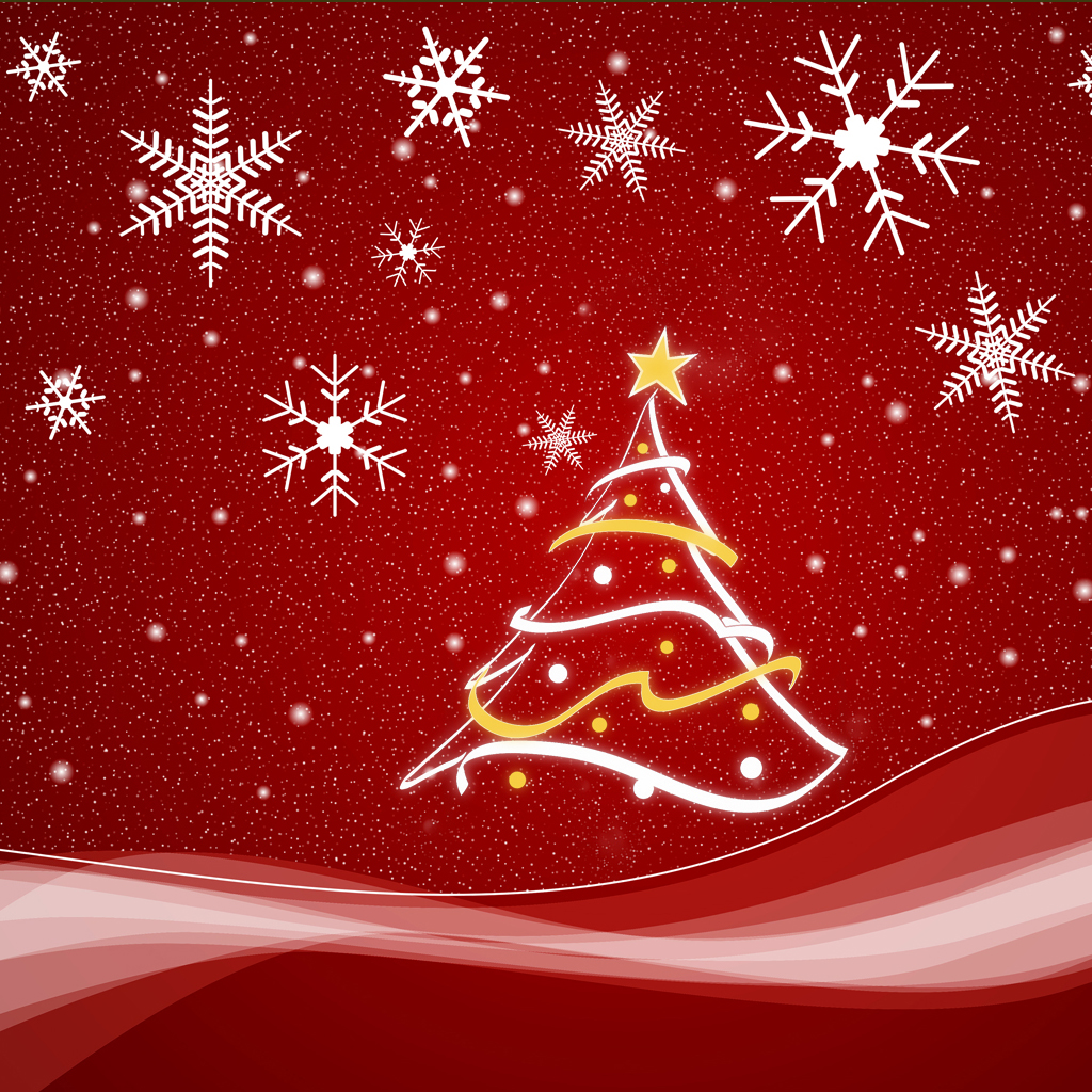 IPad Wallpapers: Free Download Christmas Tree IPad Mini