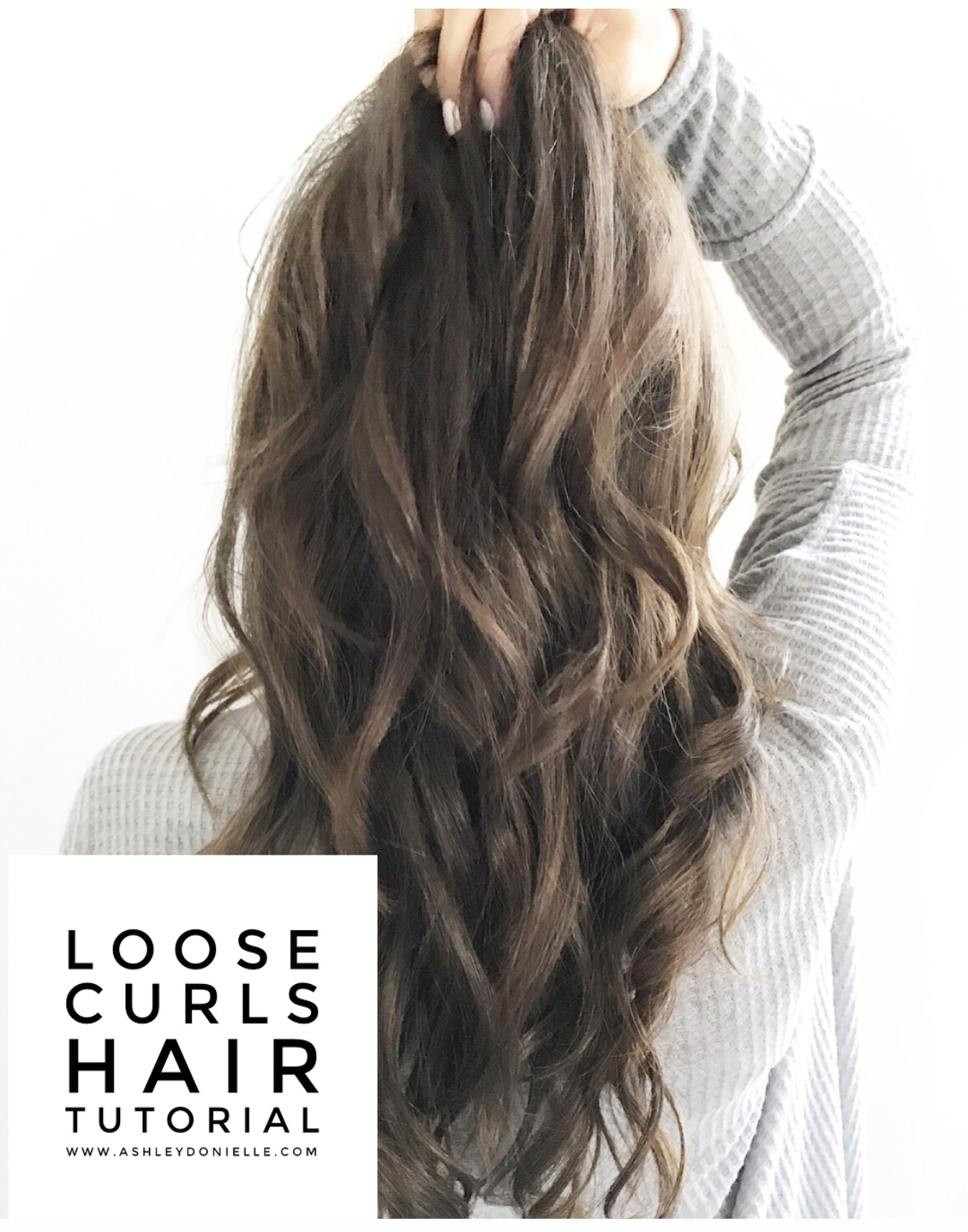 Everyday Loose Curls Ashley Donielle