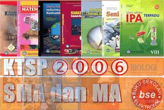 Download Buku Paket SMA/MA Kurikulum KTSP 2006 Lengkap