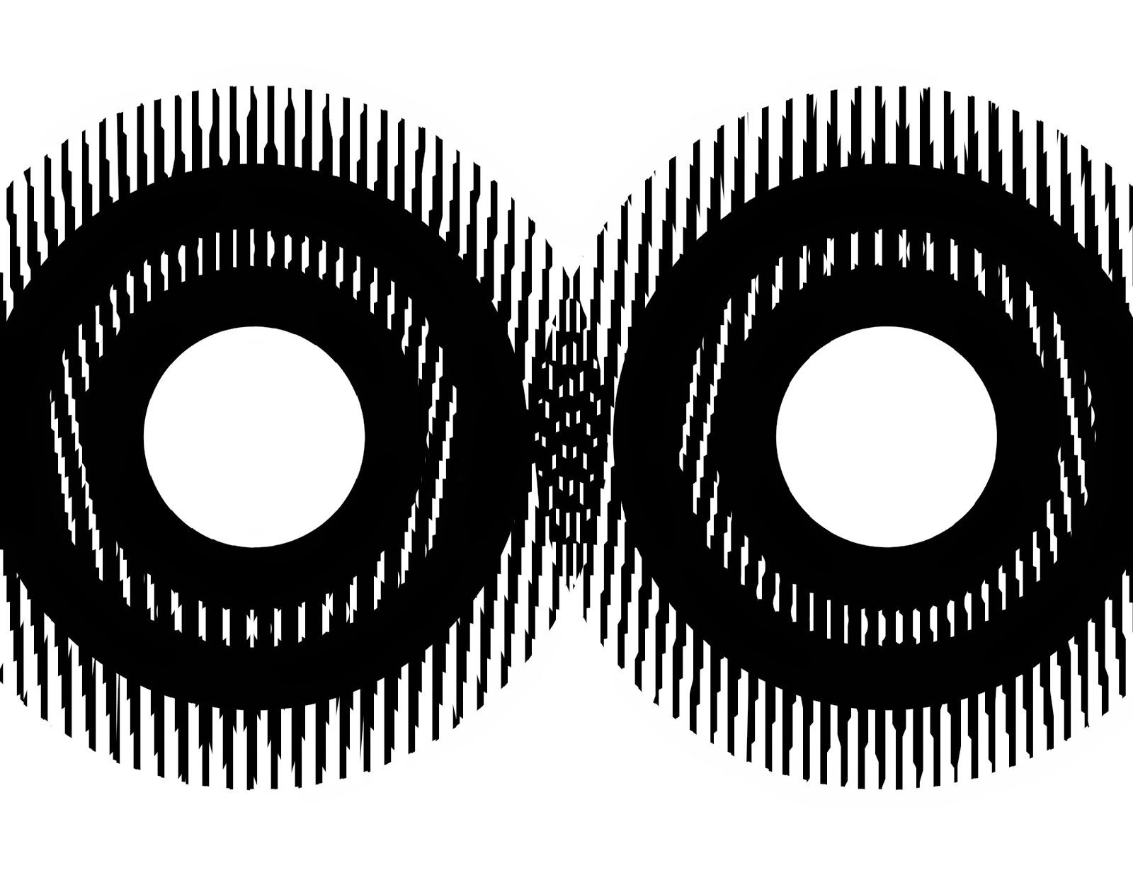 Ilusi Optik Hasilkan Gambar Animasi Hujungjari