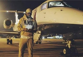 Reports Claims Davido Is Not Sole Owner Of His Newly Acquired Private Jet