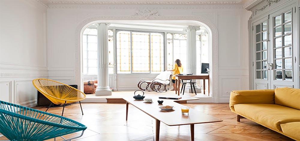 appartement bordelais renové dans un esprit design