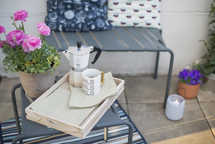 Terrasse - Le salon de jardin avec Sostrene Grene Rennes ...