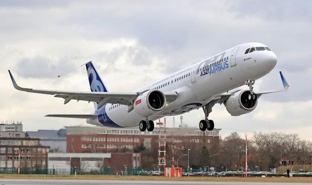 Airbus A321neo CFM Engine