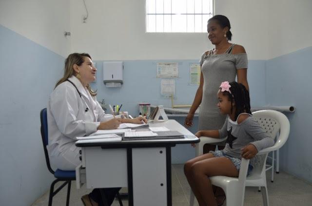 Alagoinhas: SESAU leva atendimento pediátrico às localidades de Boa União e Riacho da Guia