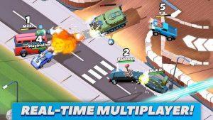 Crash of Cars MOD APK Unlimited Money- wasildragon.web.id