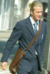 David Beckham, Man Bag