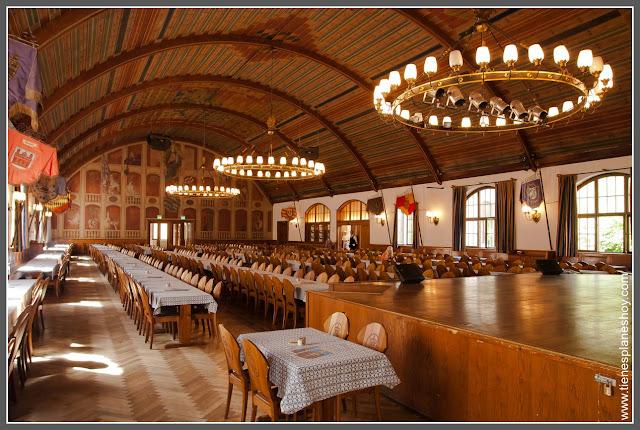 Cervecería Hofbräuhaus Munich (Alemania)