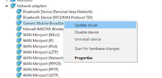 Cara meningkatkan konektivitas LTE pada Windows 10 dengan cX NetAdapter