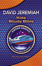David Jeremiah, Kids Bibles, holiday gift guide, holiday gifts