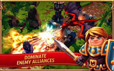 New Download Apk Royal Revolt 2 v1.9.6 (Mod Mana) Terbaru