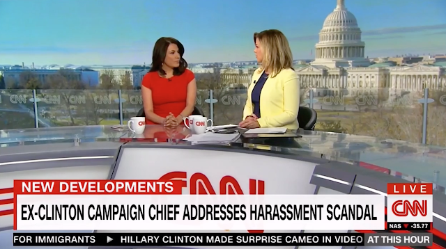 Fmr Clinton Campaign Manager: 'I Was Overruled' on Firing Adviser Accused of Harassment - 'Disappointed' by Hillary Response