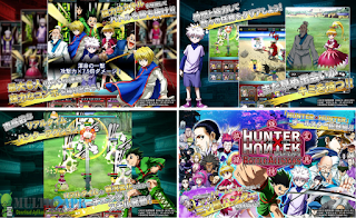 Hunter x Hunter Mod v1.1.1 Apk (God Mode)