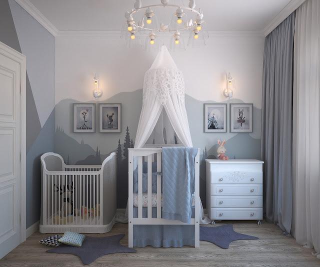 Urządzanie pokoju dla dzieci – jak się z tym zmierzyć?