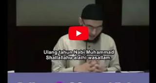 Syiah yang Pertama Kali Merayakan Maulid Nabi [Video]