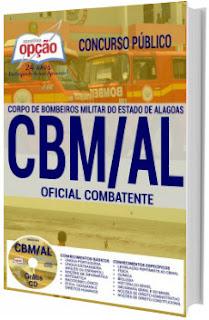 Apostila CBMAL 2017 Oficial Combatente