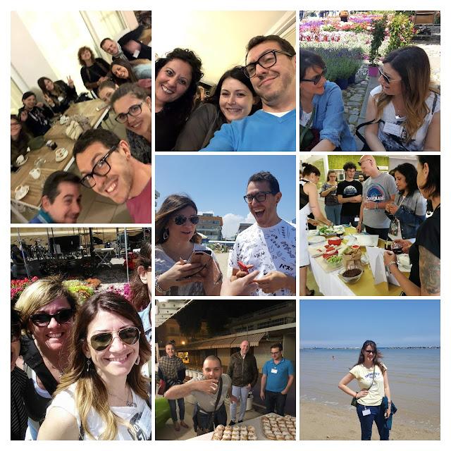 I partecipanti al secondo meeting di Travel 365