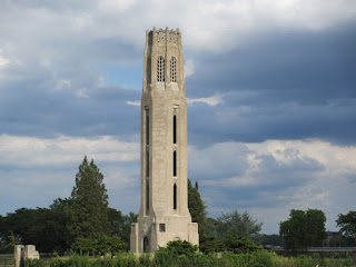 Photo Nancy Brown Peace Carillon