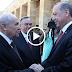 Erdoğan ve Bahçeli arasında samimi sohbet