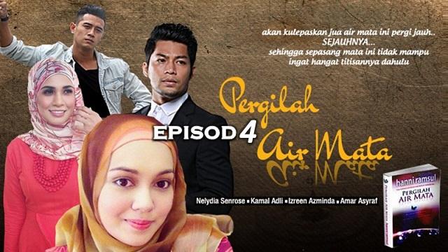 Drama Pergilah Air Mata - Episod 4 (HD)