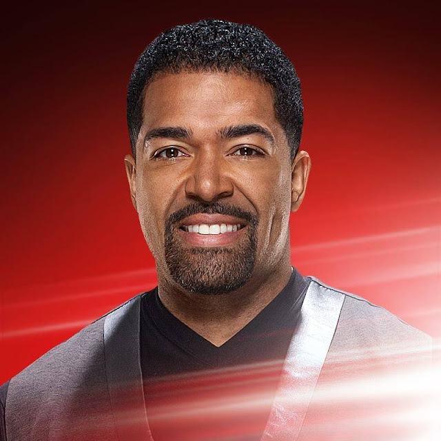 David Otunga age, wife, married, parents, husband, son, jennifer hudson, wwe, i love new york, jr, wiki, biography