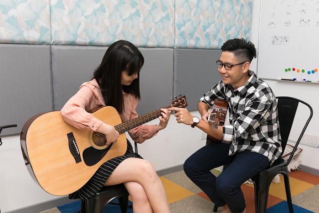 D-Flat Music Academy Malaysia, Music, Lifestyle, Sunway Geo Avenue