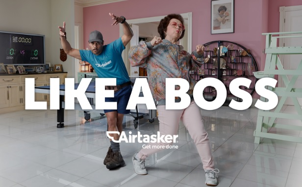Airtasker Commercial: Cynthia gets her ping pong table